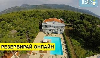 Нощувка на човек на база Закуска в Kazaviti Hotel 3*, Скала Принос, о. Тасос