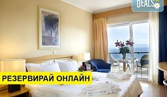 Нощувка на човек на база Закуска, Закуска и вечеря в Egnatia City Hotel & Spa 4*, Кавала, Северна Гърция