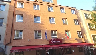 Нощувка на човек през Септември в хотел Виктория, Варна