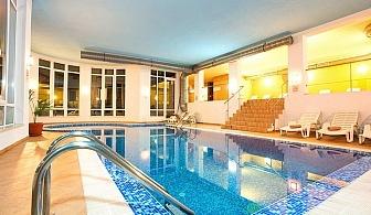Нощувка на човек със закуска + басейн и СПА зона от хотел Стрийм Ризорт***, Пампорово