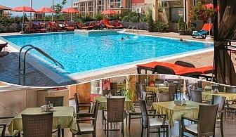 Нощувка на човек със закуска в хотел Александра, Свети Влас