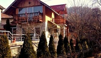 Нощувка за до 8 човека + басейн, механа и барбекю в Къщата с трите веранди в Берковица