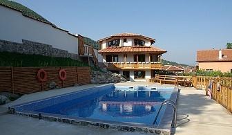 Нощувка за 14 човека + басейн и механа в къща Бистрица край Дупница - с. Бистрица