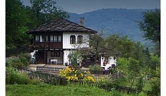 Нощувка за 10 човека в Боженци в къща за гости Двата щрауса с механа и камина