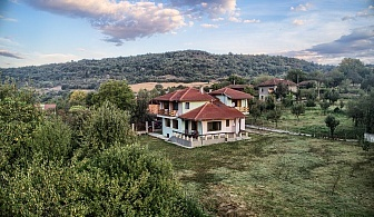 Нощувка за 13 човека в с. Боженица край София - Вила Боженица