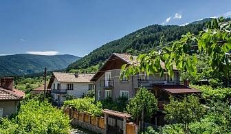 Нощувка за 12 човека в къща за гости Дария с детски басейн, детски кът, барбекю, озеленен двор и още!