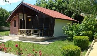 Нощувка за 4 човека в комплекс-бунгала Асеневци край Дряново