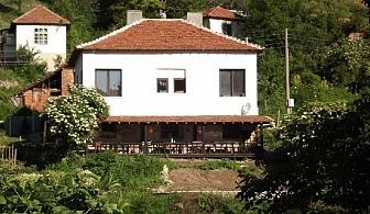 Нощувка за 10+2 човека край Кюстендил  в къща за гости Водопад Скакавица - с. Полска Скакавица