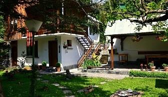 Нощувка за 6 човека + лятно барбекю, китен двор и още в къща Маркиза в Калофер