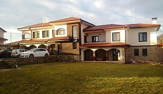 Нощувка за 12 човека + трапезария и барбекю с пещ в къща Върбен край Пловдив - с. Върбен