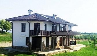 Нощувка за 6, 12, 18 или 24 човека във вилно селище Балканъ край Елена - с. Калайджии