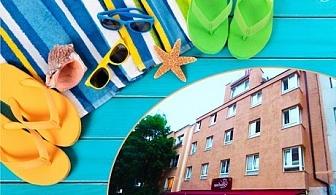 Нощувка за ДВАМА през Август и Септември в хотел Виктория, Варна