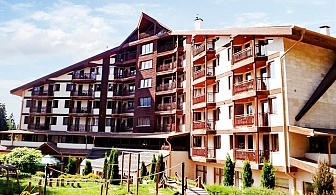 Нощувка или нощувка със закуска за двама или трима + вътрешен басейн и сауна от хотел Айсберг****, Боровец