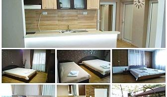 Нощувка за до 5-ма + ползване на барбекю от Апартамент за гости Дамянови, Сапарева Баня