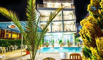 Нощувка със закуска + басейн в хотел Елири*** между Равда и Несебър
