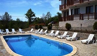 Нощувка със закуска за ДВАМА или ЧЕТИРИМА + басейн в Семеен хотел КрисБо, с. Донковци, общ. Елена
