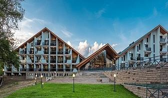 Нощувка със закуска за двама в парк хотел Асарел, Панагюрище + басейн и СПА пакет в хотел Каменград. Дете до 12г. - безплатно