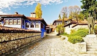 Нощувка, закуска, обяд и вечеря само за 29 лв. в комплекс  Галерия, Копривщица.