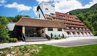 Нощувка със закуска, обяд и вечеря + СПА зона само за 40 лв. в хотел Еверест, Етрополе
