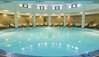 Нощувка със закуска + ползване на басейн и СПА център от хотел Орфей, Пампорово