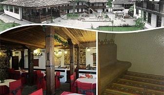 Нощувка със закуска + СПА за ДВАМА или ЧЕТИРИМА в комплекс Фенерите, до Габрово
