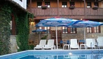 Нощувка със закуска + външен басейн от хотел Перла, Арбанаси