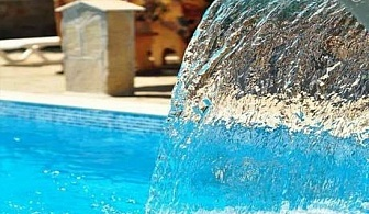 Нощувка, закуска, вечеря + басейн през Август и Септември в хотел Аклади***, Черноморец