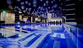 Нощувка със закуска и вечеря + басейн и СПА център в  Роял Касъл Хотел и СПА***** , Елените.