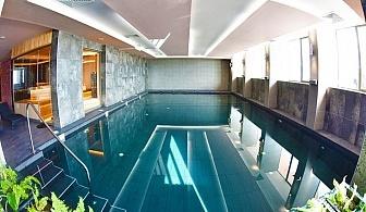 Нощувка със закуска и вечеря на човек + минерални басейни и термална зона от хотел Сириус Бийч**** Константин и Елена. Дете до 12г. - БЕЗПЛАТНО