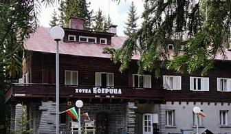 Нощувка със закуска и вечеря само за 29 лв. в хотел Боерица, природен парк Витоша