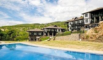 Нощувка, закуска и вечеря + панорамен БАСЕЙН в Хотел Лещен, с Лещен, Родопите