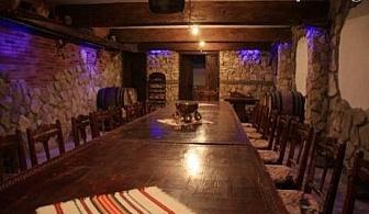 Нощувка, закуска, вечеря само за 39 лв. в Парк – хотел Гривица, до Плевен