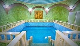 Нощувка, закуска и вечеря + СПА и басейн с минерална вода в Комплекс Рим, Велинград
