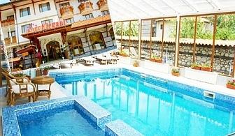 3 нощувки на човек + басейн, сауна и джакузи в хотел Елегант***, Банско