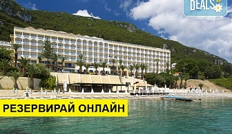 5+ нощувки на човек на база All inclusive в Louis Primasol Ionian Sun Hotel 4*, Агиос Йоанис Перистерон, о. Корфу