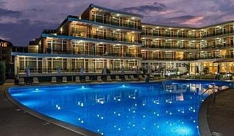 5 нощувки на човек на база Полупансион до  14.06 в Хотел Мирамар, Каваците