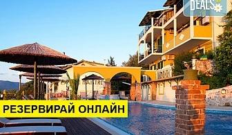 5+ нощувки на човек на база Закуска в Kastro Maistro Apartments, Агиос Йоанис, о. Лефкада