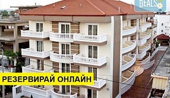 3+ нощувки на човек на база Закуска в RG Status Hotel 2*, Паралия Катерини, Олимпийска ривиера