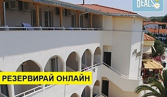 5+ нощувки на човек на база Закуска и вечеря, All inclusive в Elinotel Polis Hotel 3*, Ханиоти, Халкидики, безплатно за деца до 1.99 г.