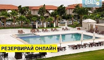 2+ нощувки на човек на база Закуска и вечеря в Hanioti Melathron Hotel 4*, Ханиоти, Халкидики