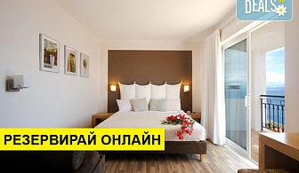 2+ нощувки на човек на база Закуска и вечеря в Pantokrator Hotel 3*, Нисаки, о. Корфу