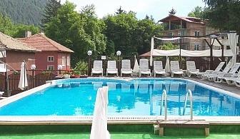 2+ нощувки на човек със закуски + басейн и релакс пакет + делчинен бонус в хотел Клептуза****, Велинград!