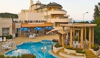 1 или 2 нощувки на човек със закуски, обеди и вечери в хотел Белвю, Златни пясъци