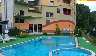 3 или 4 нощувки за двама или четирима + външен басейн с детска секция и джакузи с минерална вода в СПА Комплекс Детелина, Хисаря