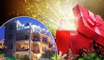 Нова Година до Албена! 1, 2 или 3 нощувки на човек със закуски + Новогодишна вечеря с DJ в комплекс Рай***, с. Оброчище