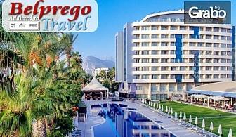 Нова година в Анталия! 4 нощувки на база All Inclusive в Porto Bello Resort & SPA*****