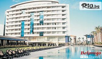 Нова година в Анталия, Турция! 4 нощувки на база Аll Inclusive в Porto Bello Hotel Resort andSpa 5*, от Белпрего Травел
