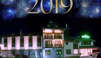 Нова Година в Банско! 4 нощувки за ДВАМА със закуски и 3 вечери + сауна от хотел Холидей Груп