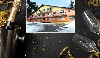 Нова Година в Боровец! 2 нощувки на човек със закуски, обеди и вечери, едната празнична, в почивна база Шумнатица