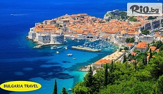 Нова година в Черна гора и Дубровник! 4 нощувки със закуски и 3 вечери в Хотел Palma 4*, Тиват + водач, автобусен транспорт и богата туристическа програма, от Bulgaria Travel